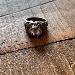 Vintage queen ring